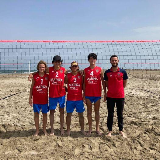GFCA ACADEMIA |Coupe de France de Beach Volley M15 [3e Tour]