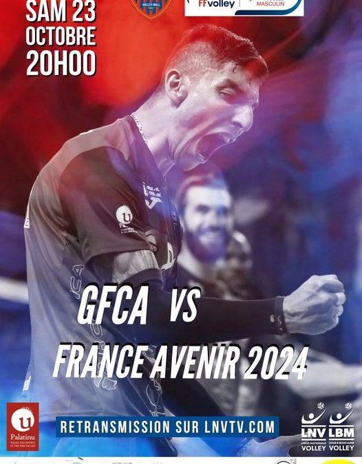 LBM J03 | GFCA / FRANCE AVENIR 2024